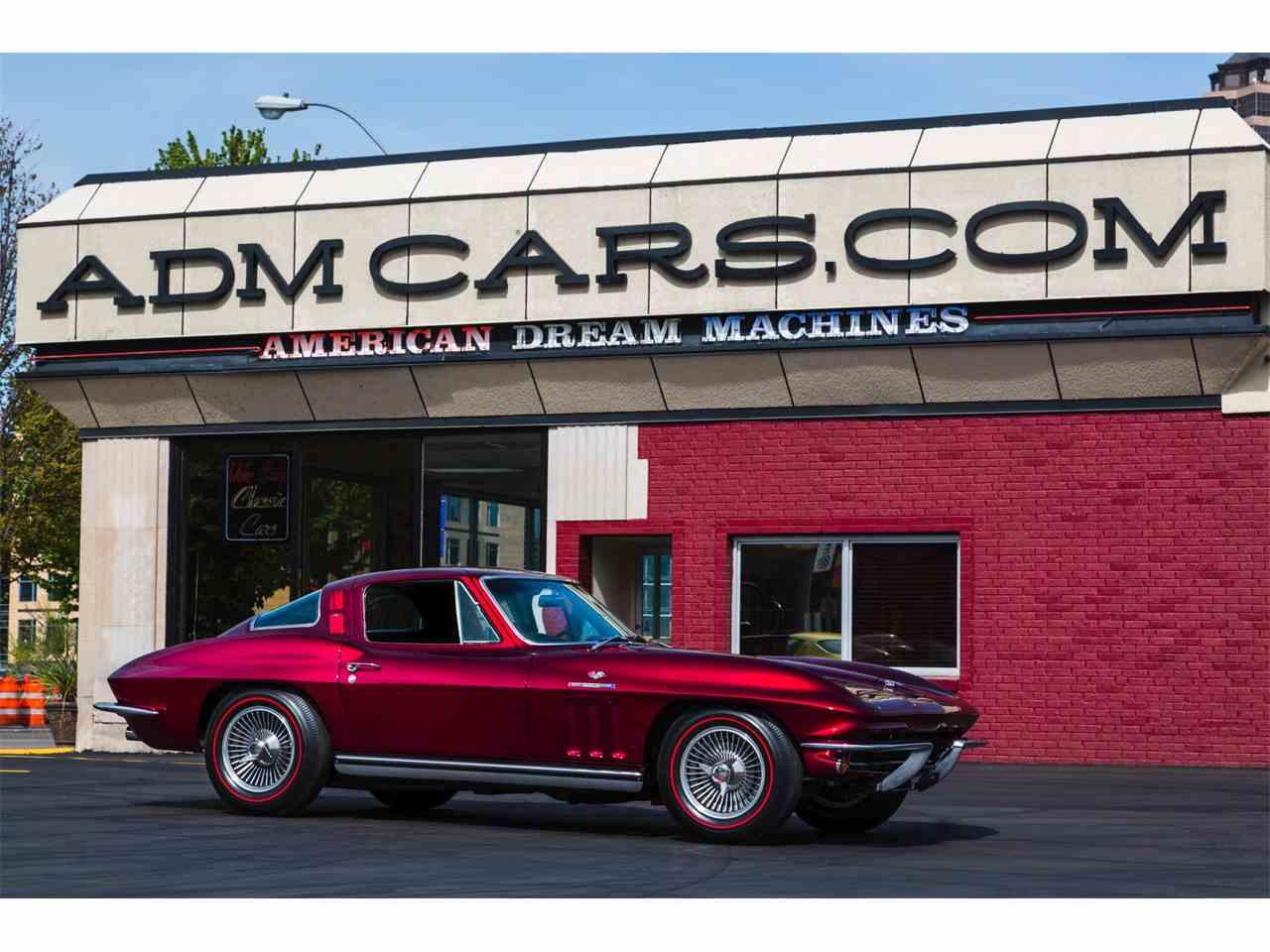 1965 chevrolet corvette for sale cc 921998. Black Bedroom Furniture Sets. Home Design Ideas