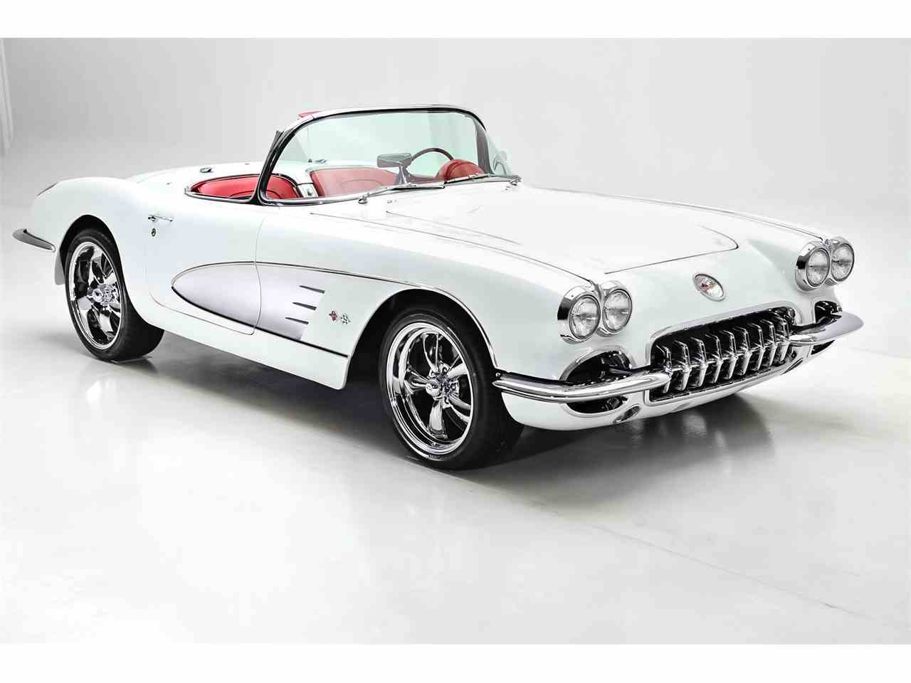 Large Picture of Classic 1959 Corvette located in Iowa - $86,900.00 - JRF4