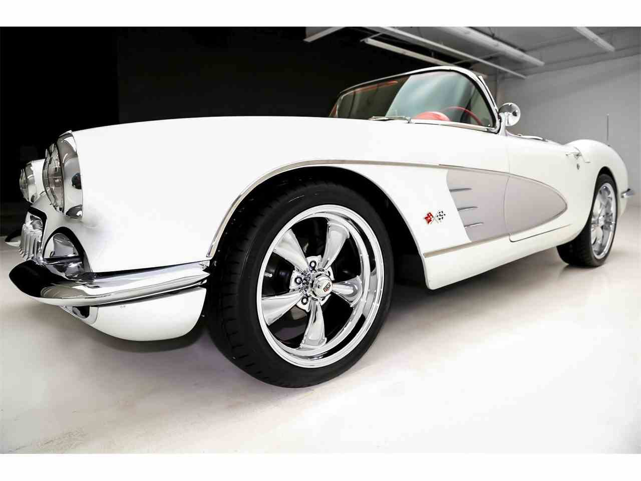 Large Picture of Classic 1959 Corvette located in Des Moines Iowa Offered by American Dream Machines - JRF4