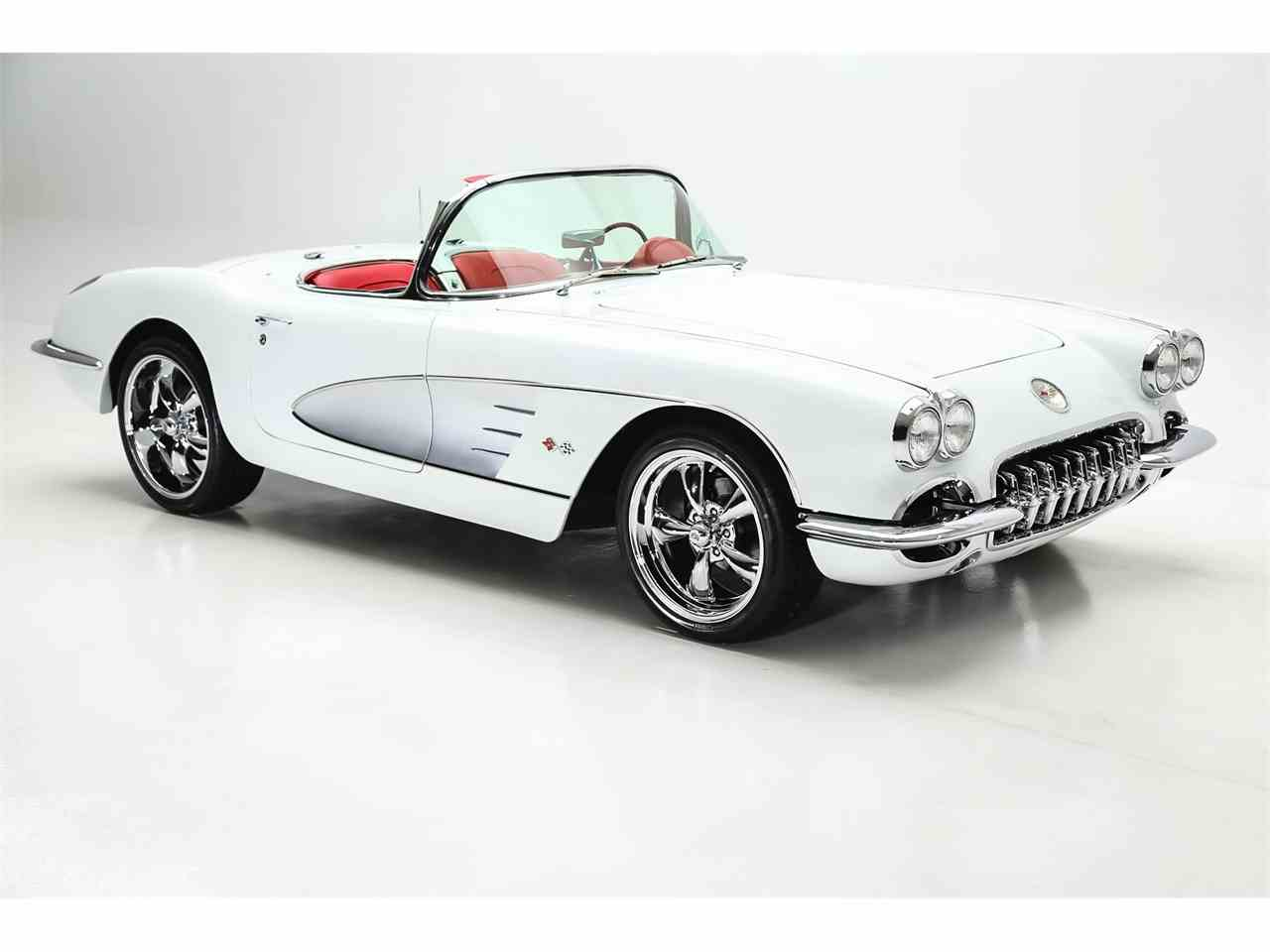 Large Picture of '59 Corvette located in Iowa - $86,900.00 Offered by American Dream Machines - JRF4