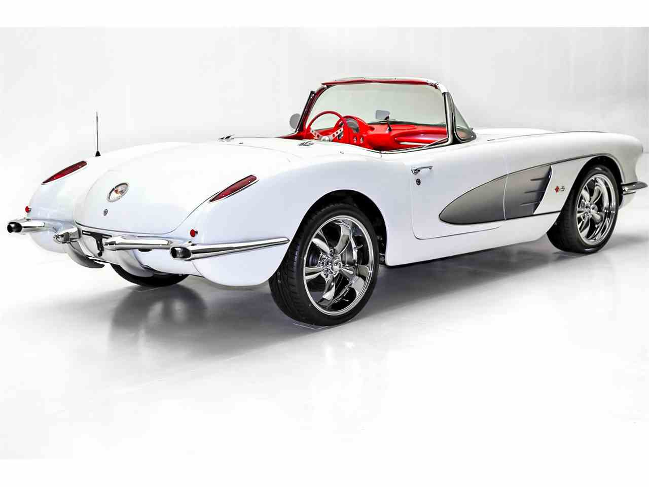 Large Picture of 1959 Corvette located in Des Moines Iowa - $86,900.00 - JRF4