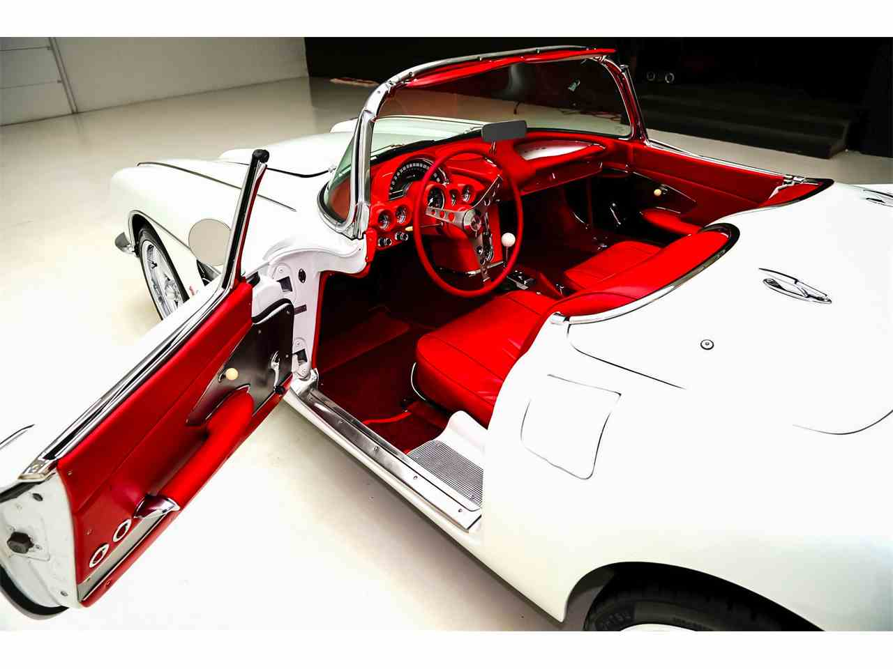 Large Picture of Classic 1959 Corvette located in Des Moines Iowa - JRF4