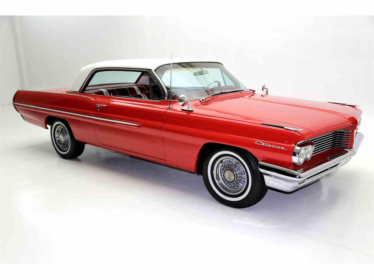 1962 Pontiac Catalina for Sale | ClassicCars.com | CC-922005