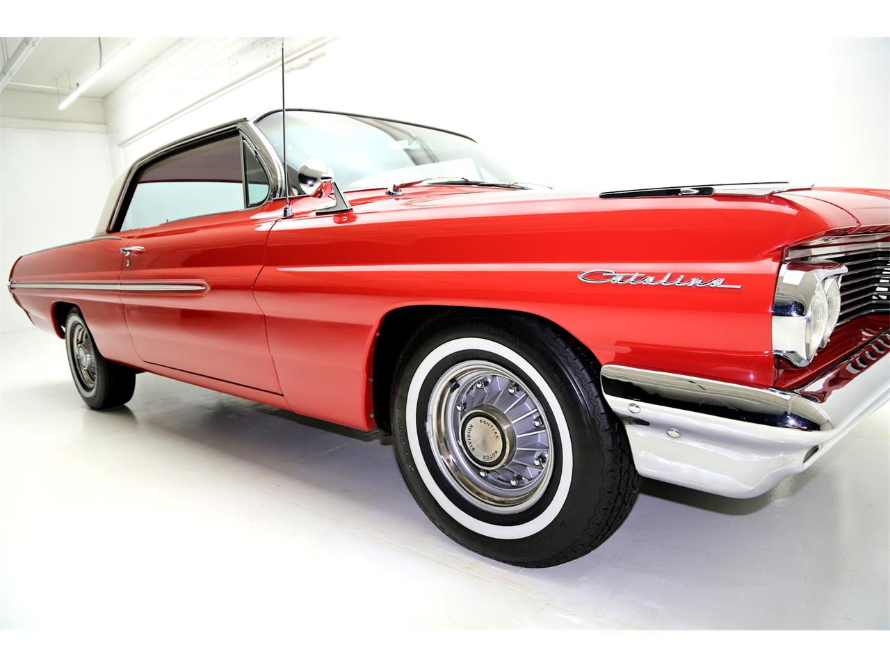 Large Picture of Classic '62 Pontiac Catalina located in Iowa - $27,900.00 - JRF9