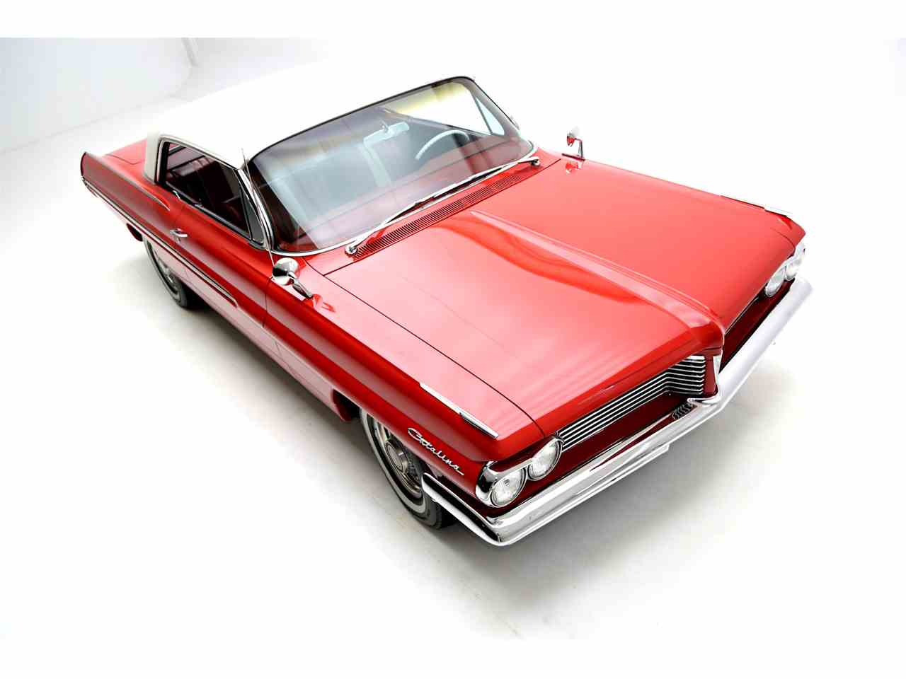 Large Picture of Classic '62 Pontiac Catalina located in Des Moines Iowa - $29,900.00 Offered by American Dream Machines - JRF9