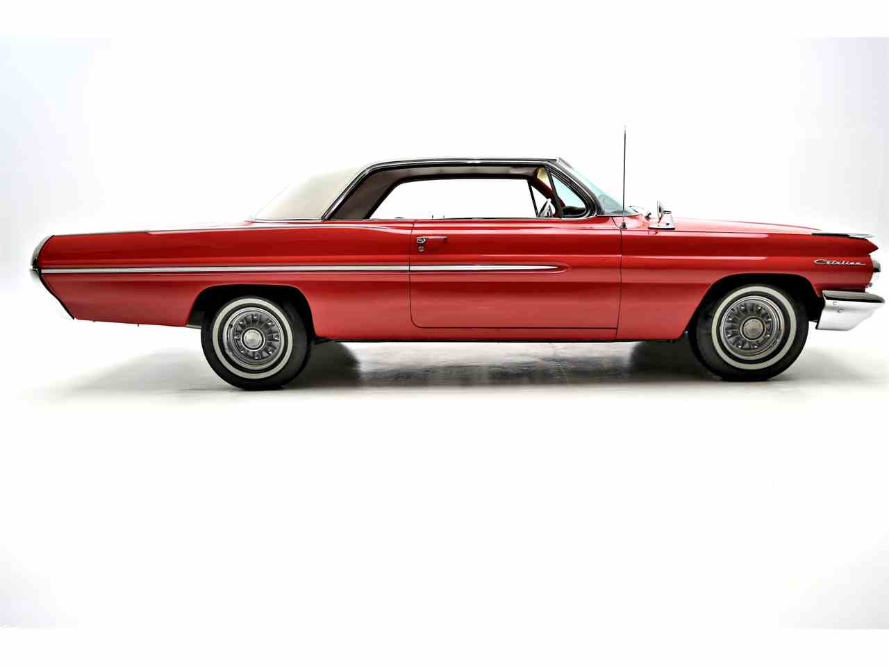 Large Picture of 1962 Pontiac Catalina located in Iowa - JRF9