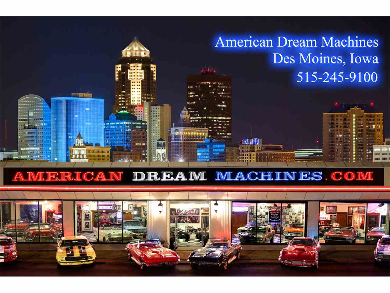 Large Picture of '62 Catalina located in Iowa Offered by American Dream Machines - JRF9