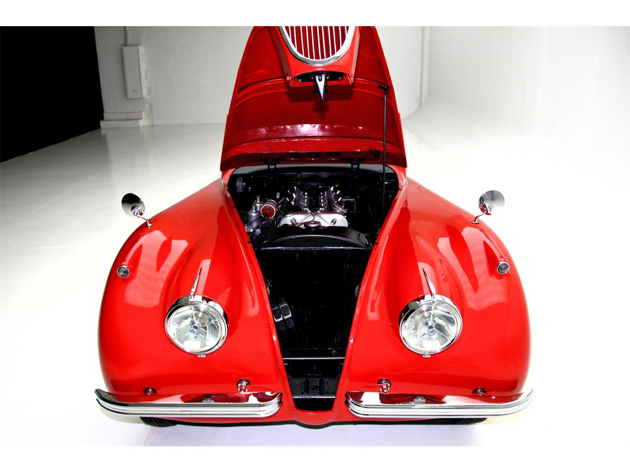 Large Picture of '54 XK120 - JRFE