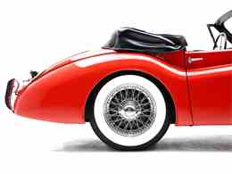 Picture of '54 XK120 - JRFE