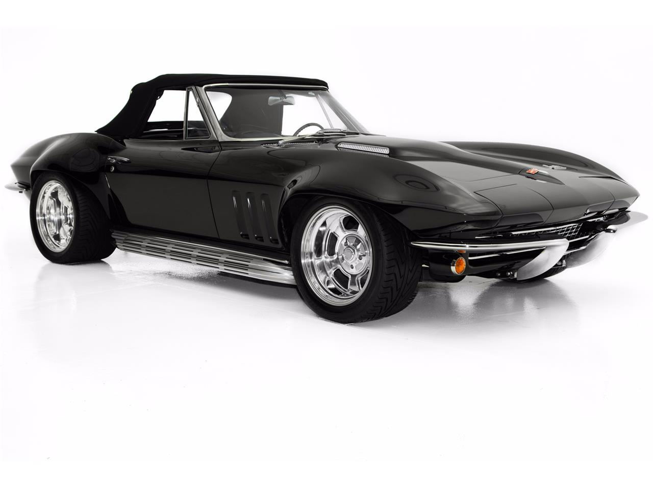 Large Picture of Classic 1966 Corvette located in Des Moines Iowa - JRG1
