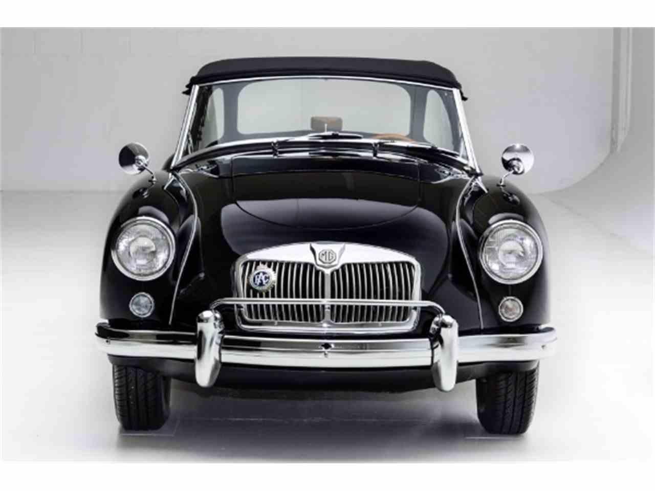 1957 MG MGA for Sale | ClassicCars.com | CC-922039