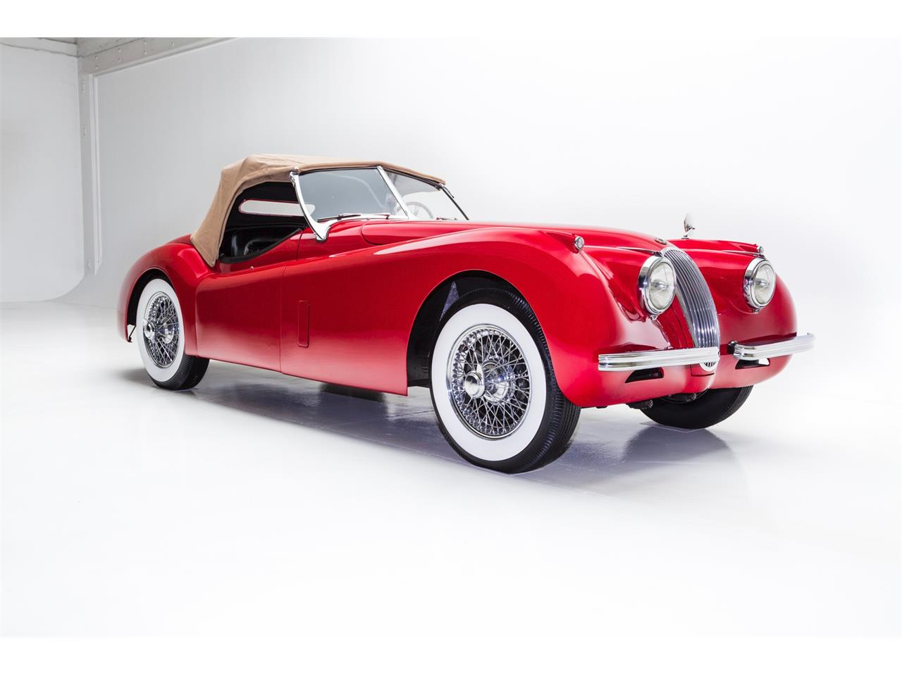 Large Picture of '54 XK120 - JRGC
