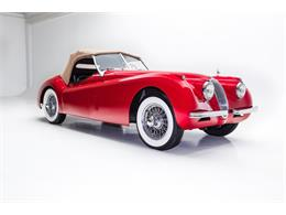 Picture of '54 XK120 located in Des Moines Iowa Offered by American Dream Machines - JRGC