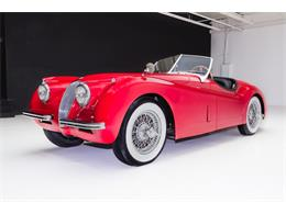 Picture of Classic 1954 Jaguar XK120 Offered by American Dream Machines - JRGC