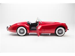 Picture of Classic 1954 Jaguar XK120 located in Des Moines Iowa - $119,900.00 Offered by American Dream Machines - JRGC