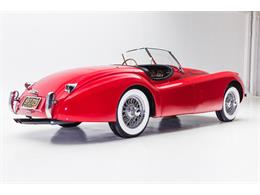 Picture of '54 Jaguar XK120 located in Des Moines Iowa Offered by American Dream Machines - JRGC