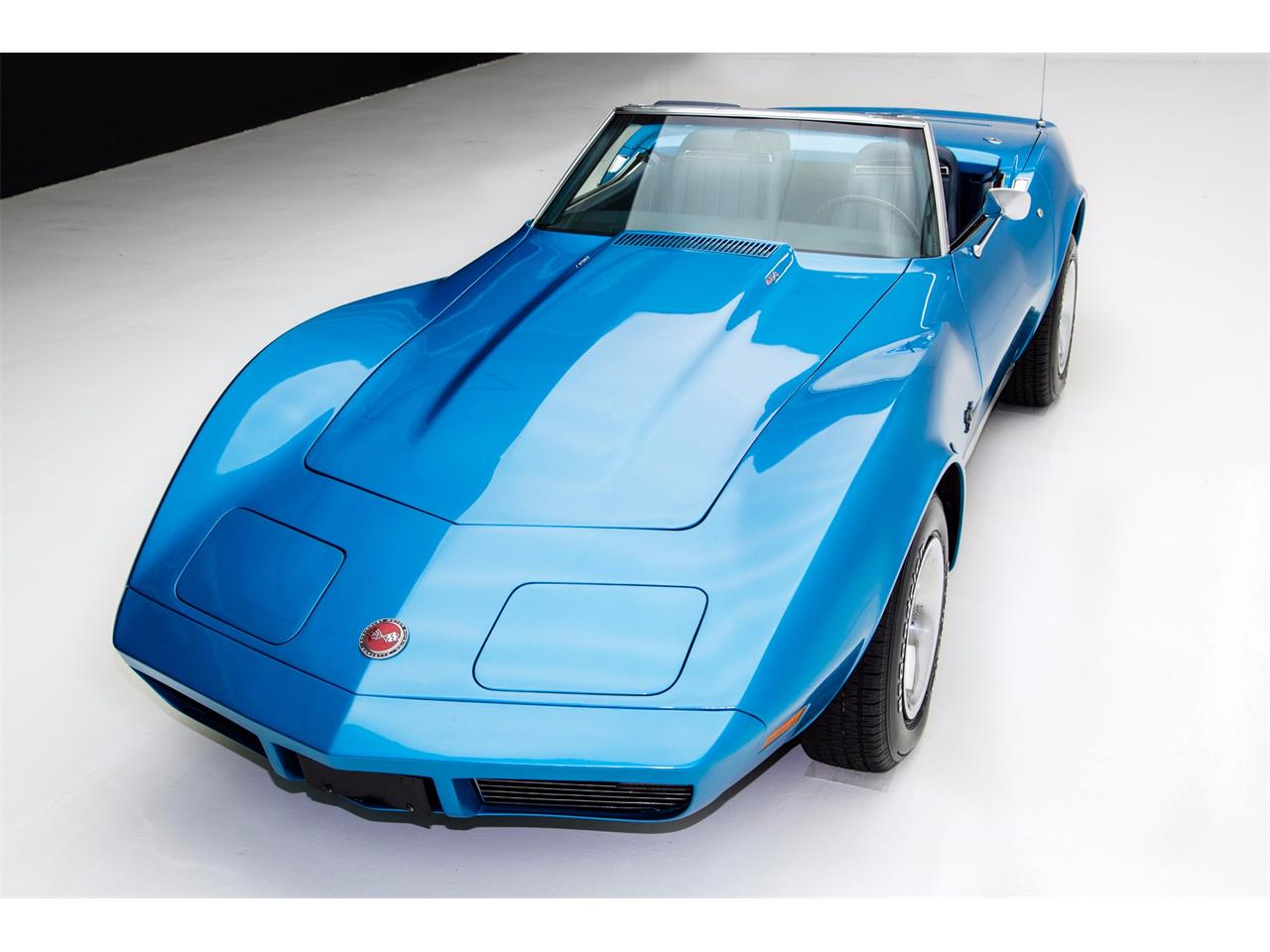 Large Picture of '73 Corvette - JRGH