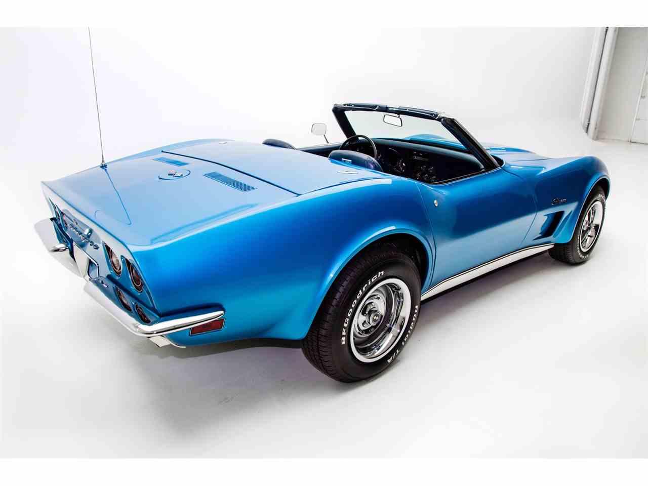 Large Picture of '73 Corvette - JRGH