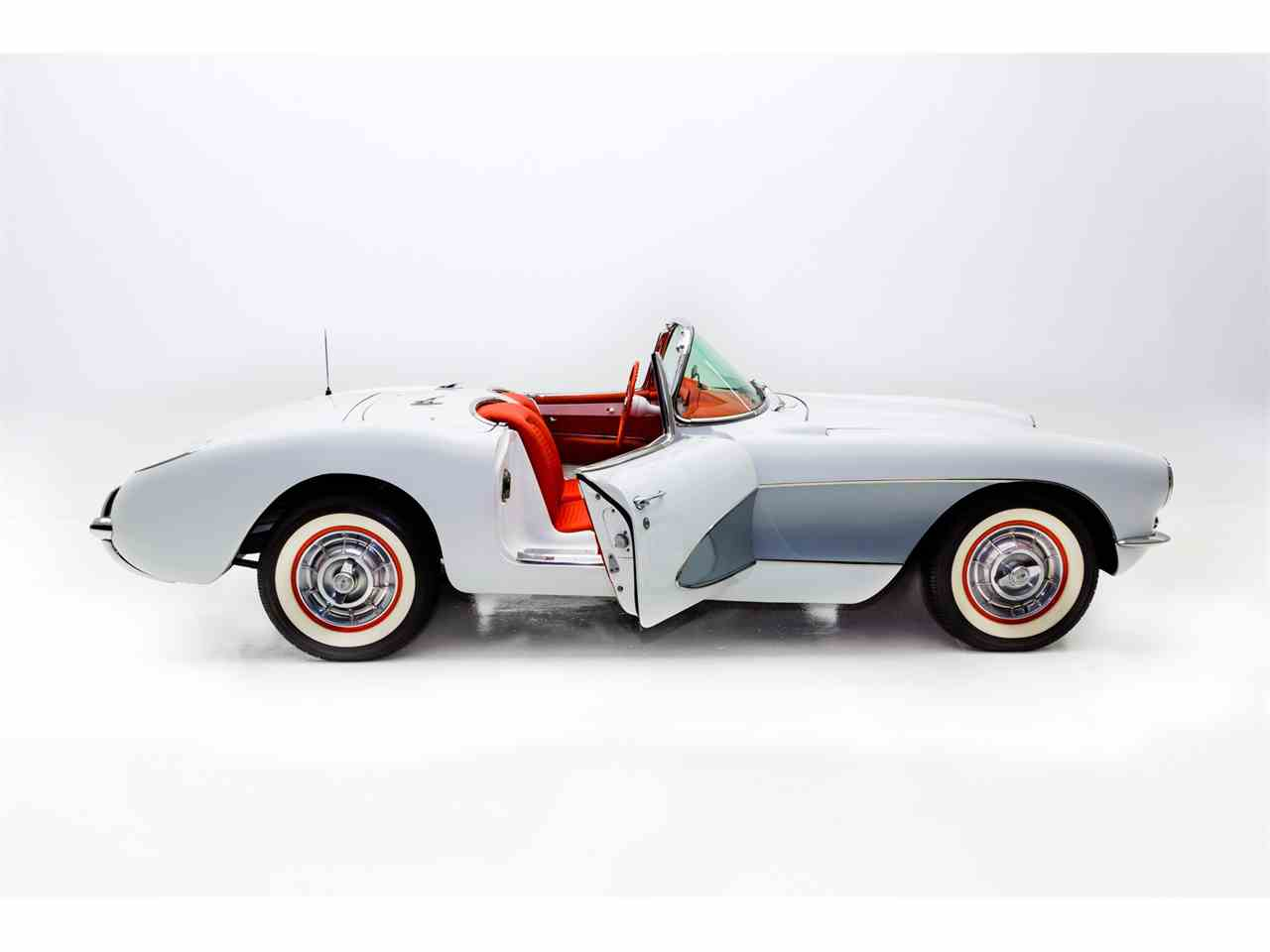 Large Picture of '57 Corvette - JRGM