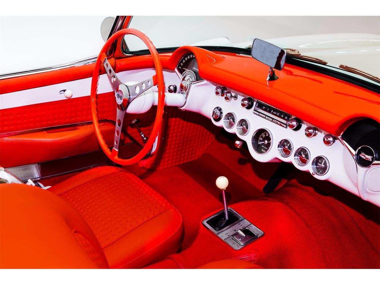 Large Picture of '57 Corvette - JRGM
