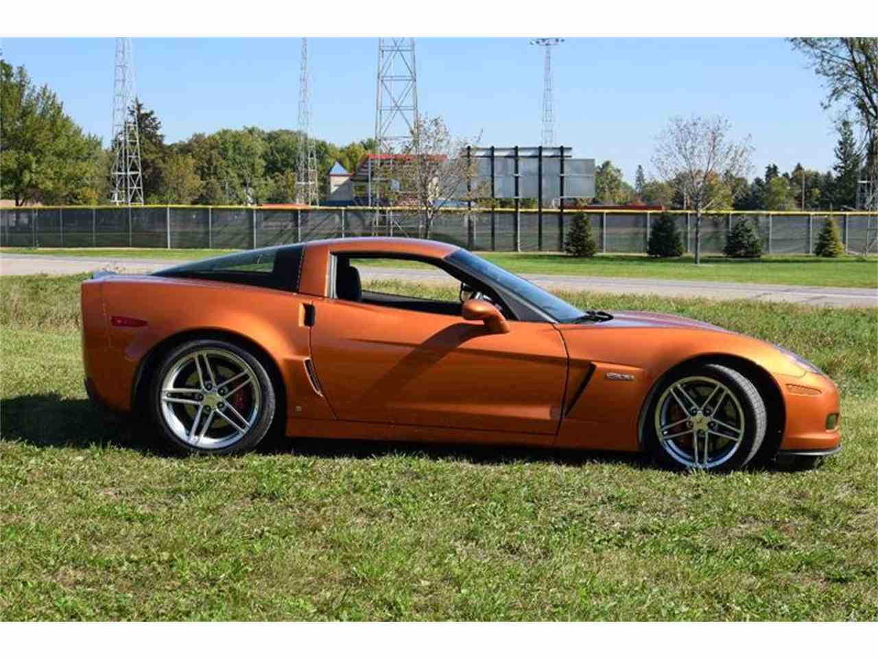 Large Picture of '07 Corvette Z06 - JRH9