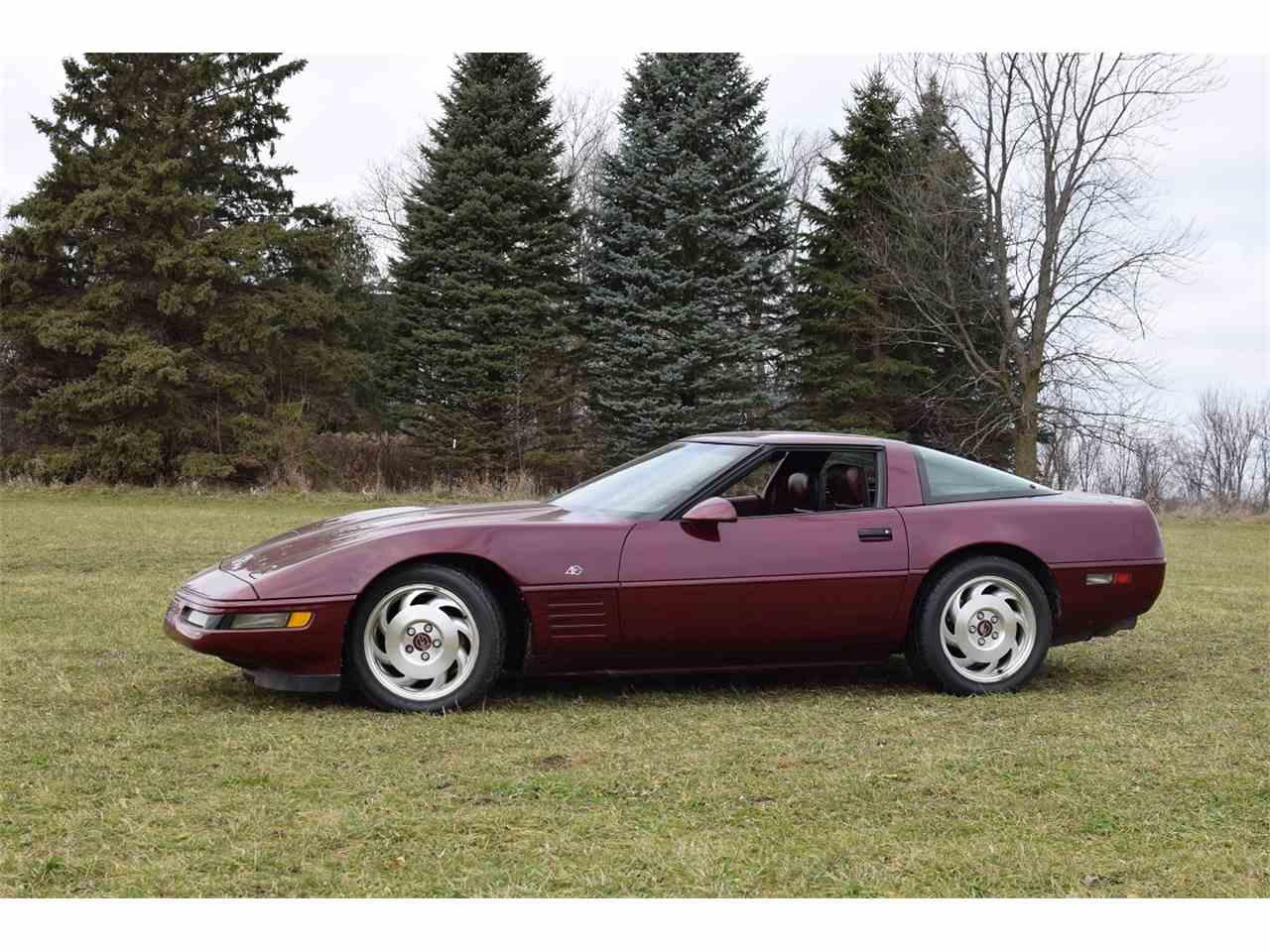 Large Picture of '93 Corvette - JRHG