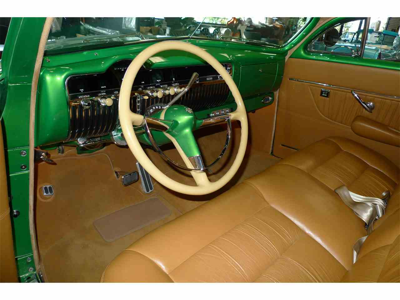 Large Picture of Classic '51 Mercury Coupe located in California - $119,975.00 Offered by Coast Corvette - JRHR