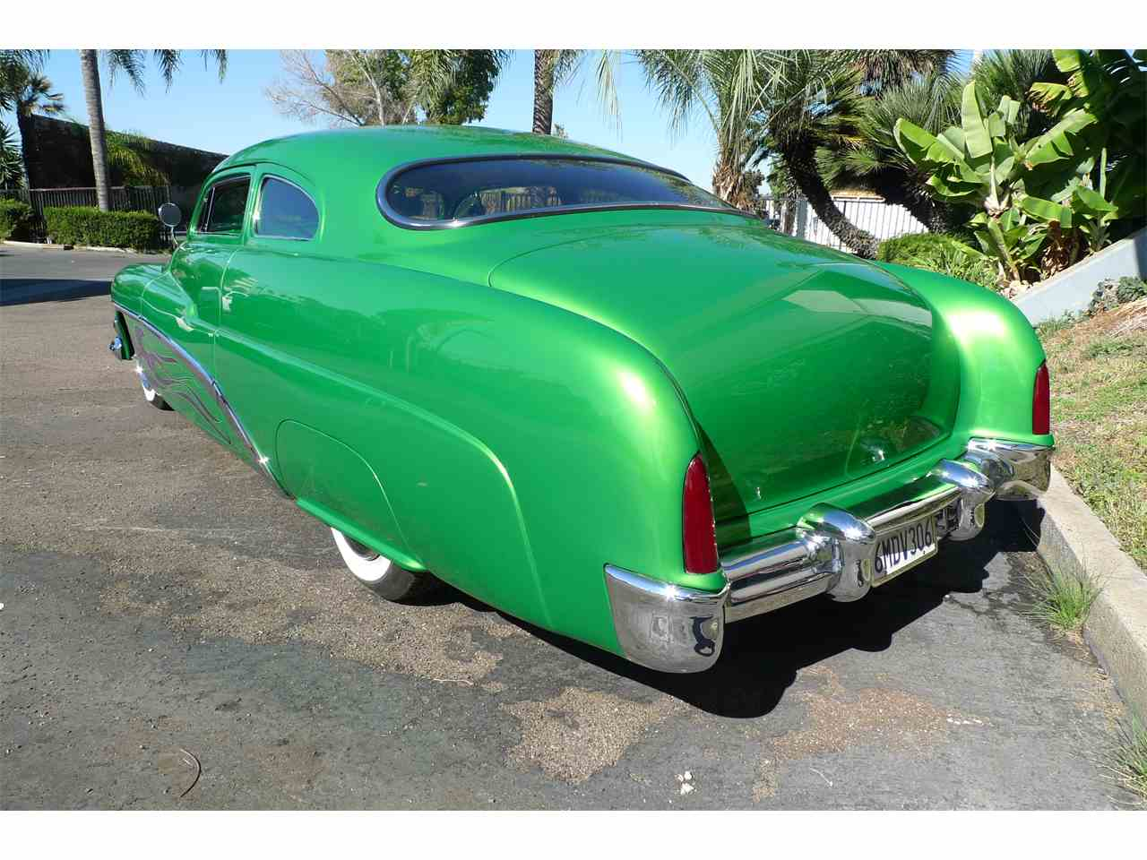 Large Picture of Classic 1951 Mercury Coupe located in California - JRHR
