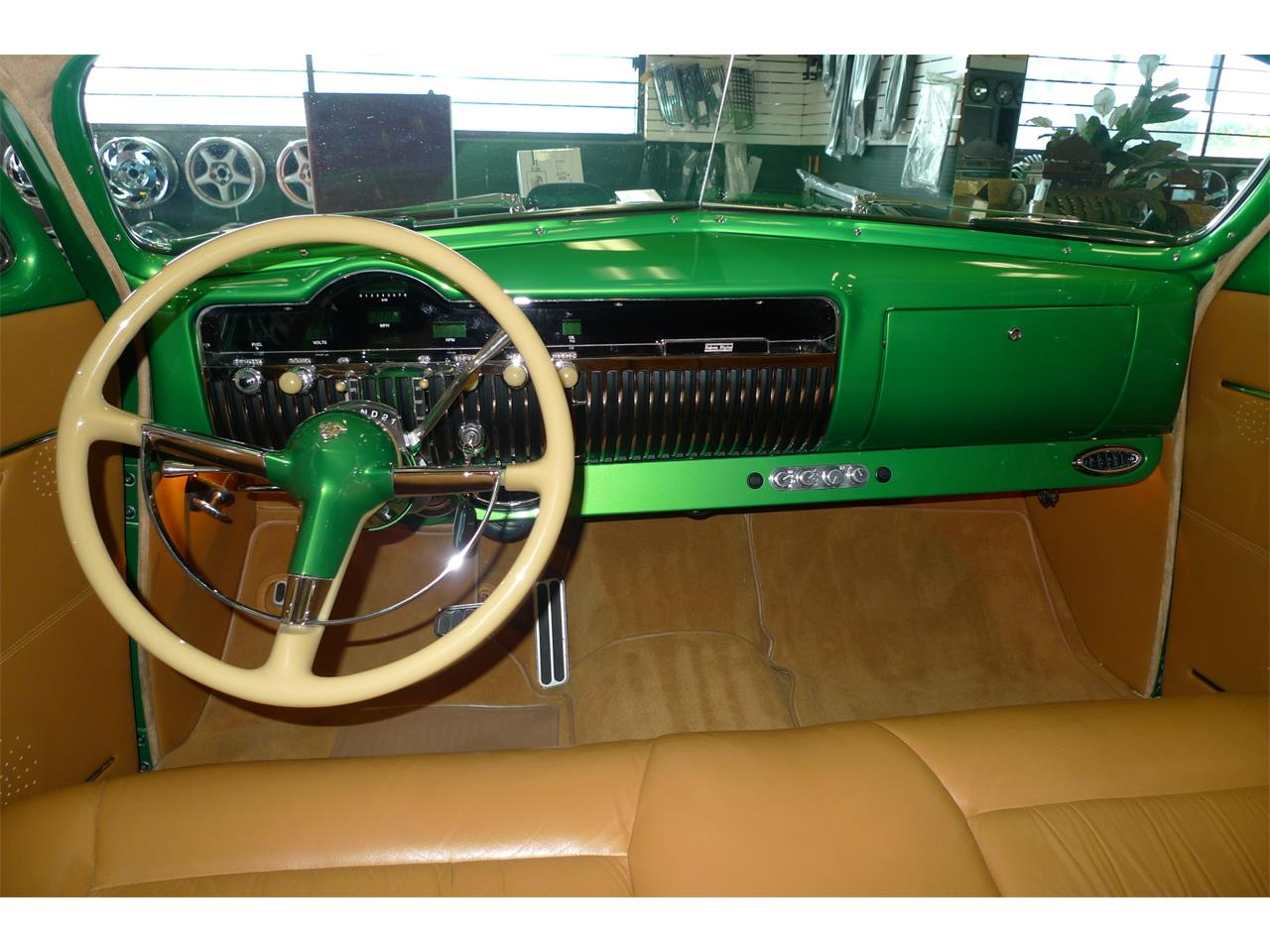 Large Picture of Classic 1951 Mercury Coupe located in California - $119,975.00 - JRHR
