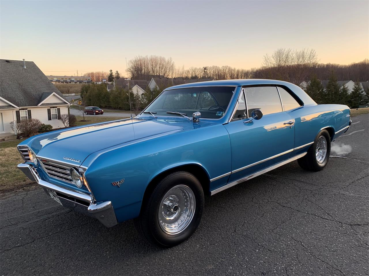 Large Picture of 1967 Chevelle Malibu - $40,000.00 Offered by a Private Seller - JRHT