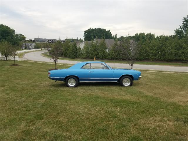 Picture of '67 Chevelle Malibu located in Erie Pennsylvania - $40,000.00 - JRHT