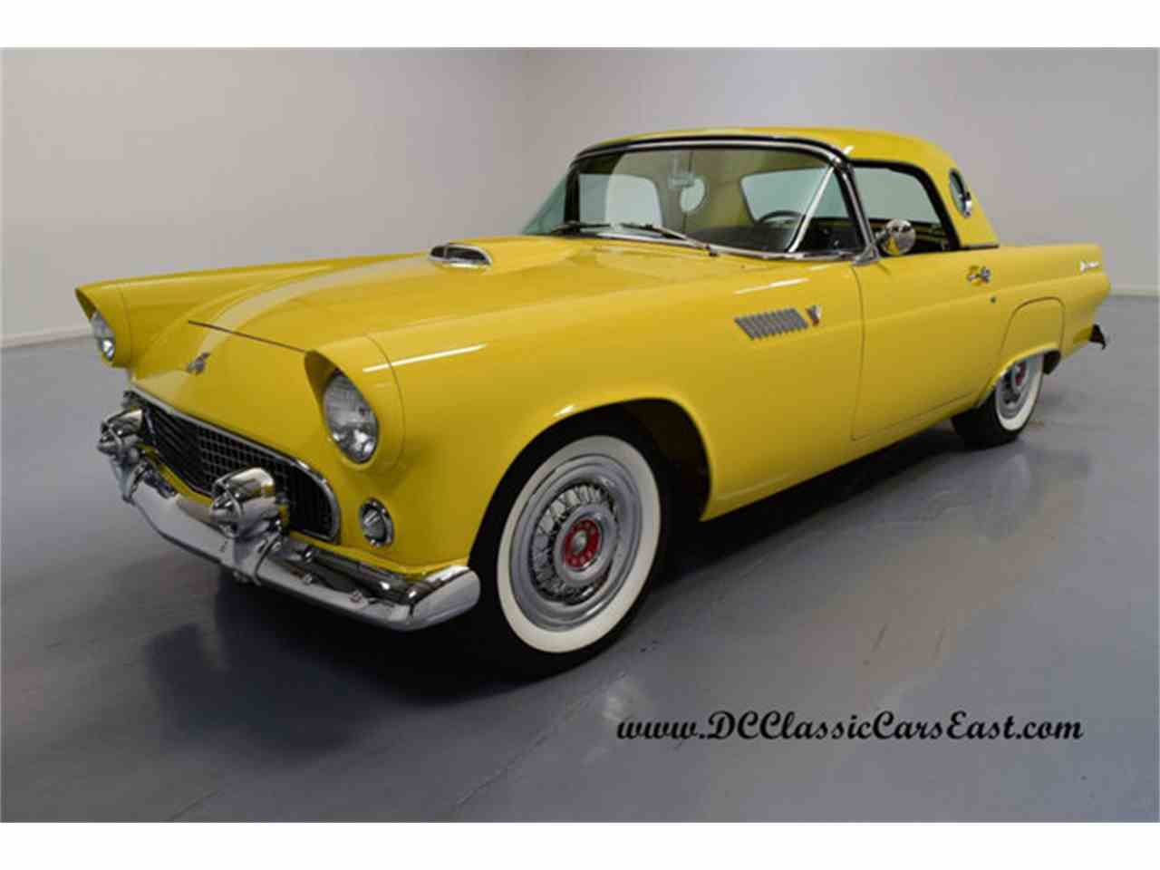 Large Picture of Classic '55 Ford Thunderbird - JRKN
