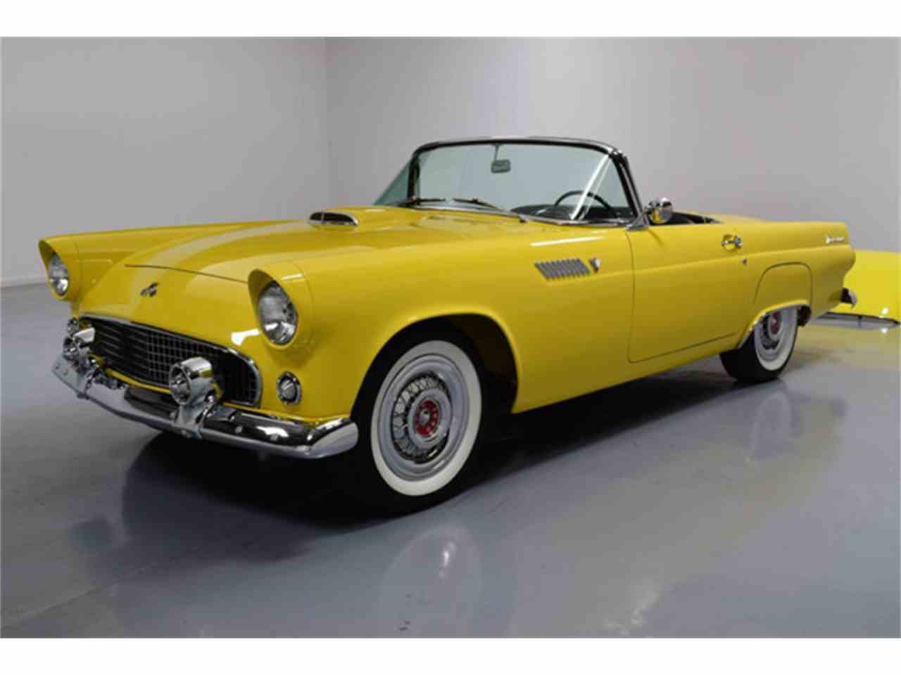 Large Picture of '55 Ford Thunderbird located in North Carolina Offered by DC Classic Cars East - JRKN