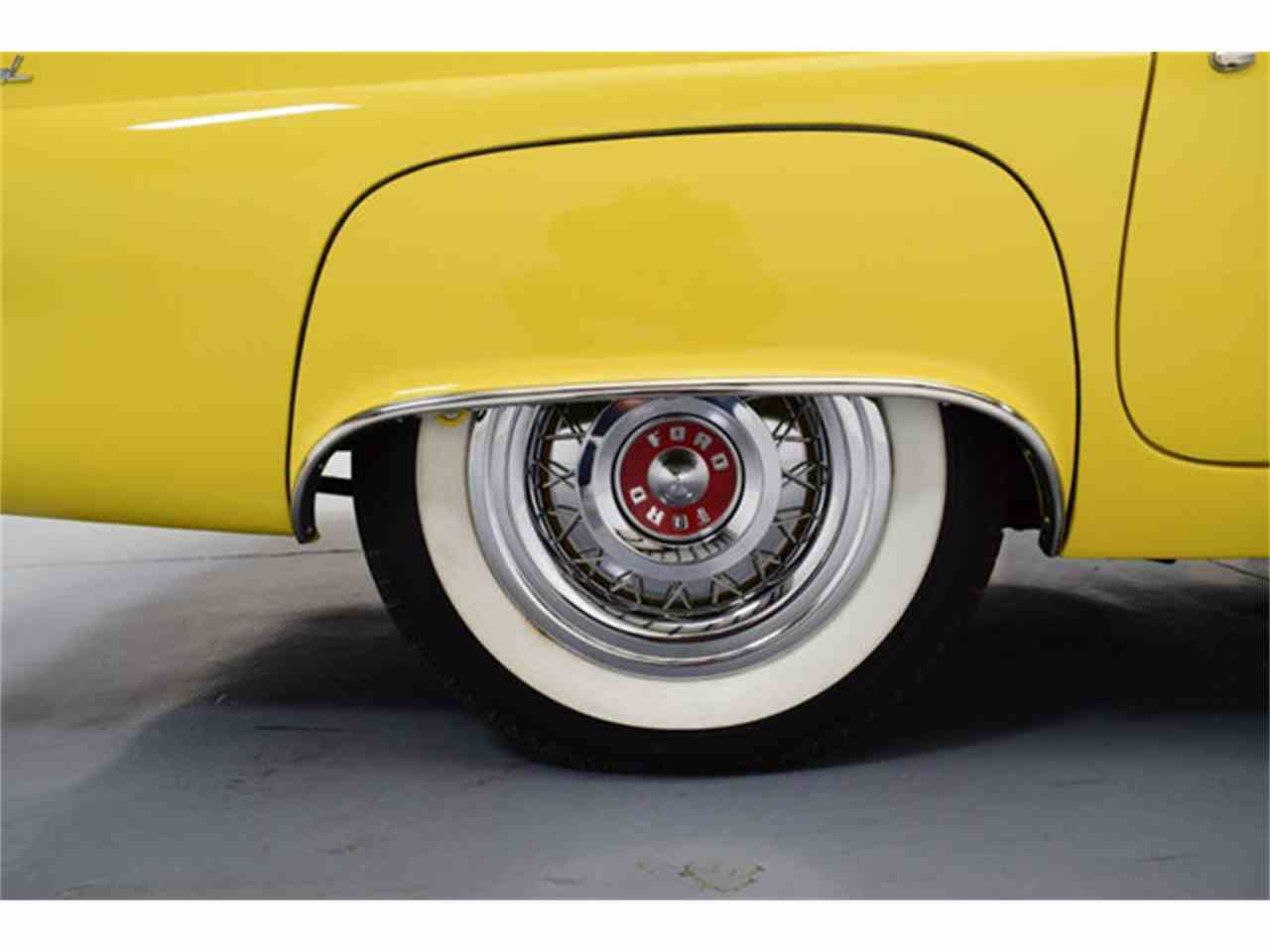 Large Picture of 1955 Ford Thunderbird located in Mooresville North Carolina - $33,995.00 Offered by DC Classic Cars East - JRKN