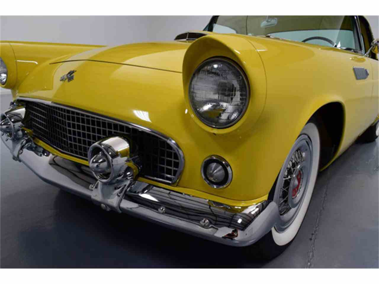 Large Picture of Classic '55 Ford Thunderbird located in Mooresville North Carolina Offered by DC Classic Cars East - JRKN