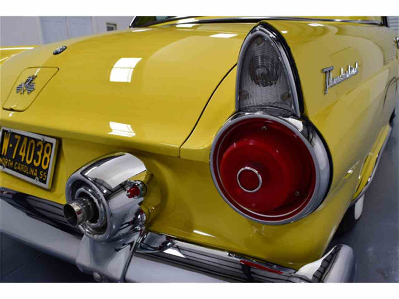 Large Picture of 1955 Ford Thunderbird located in Mooresville North Carolina - JRKN