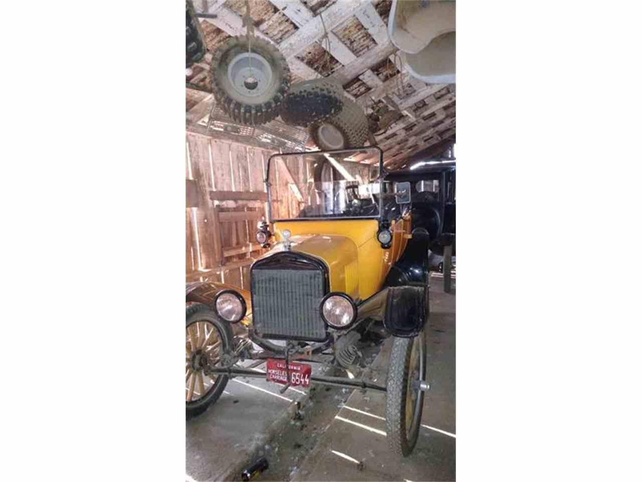 Large Picture of Classic '22 Model T located in San Luis Obispo California - JRMR
