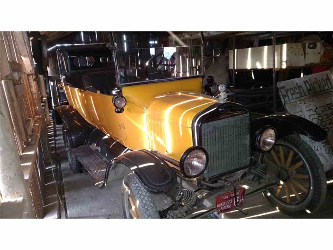 Large Picture of Classic 1922 Ford Model T Auction Vehicle Offered by Classic Car Guy - JRMR