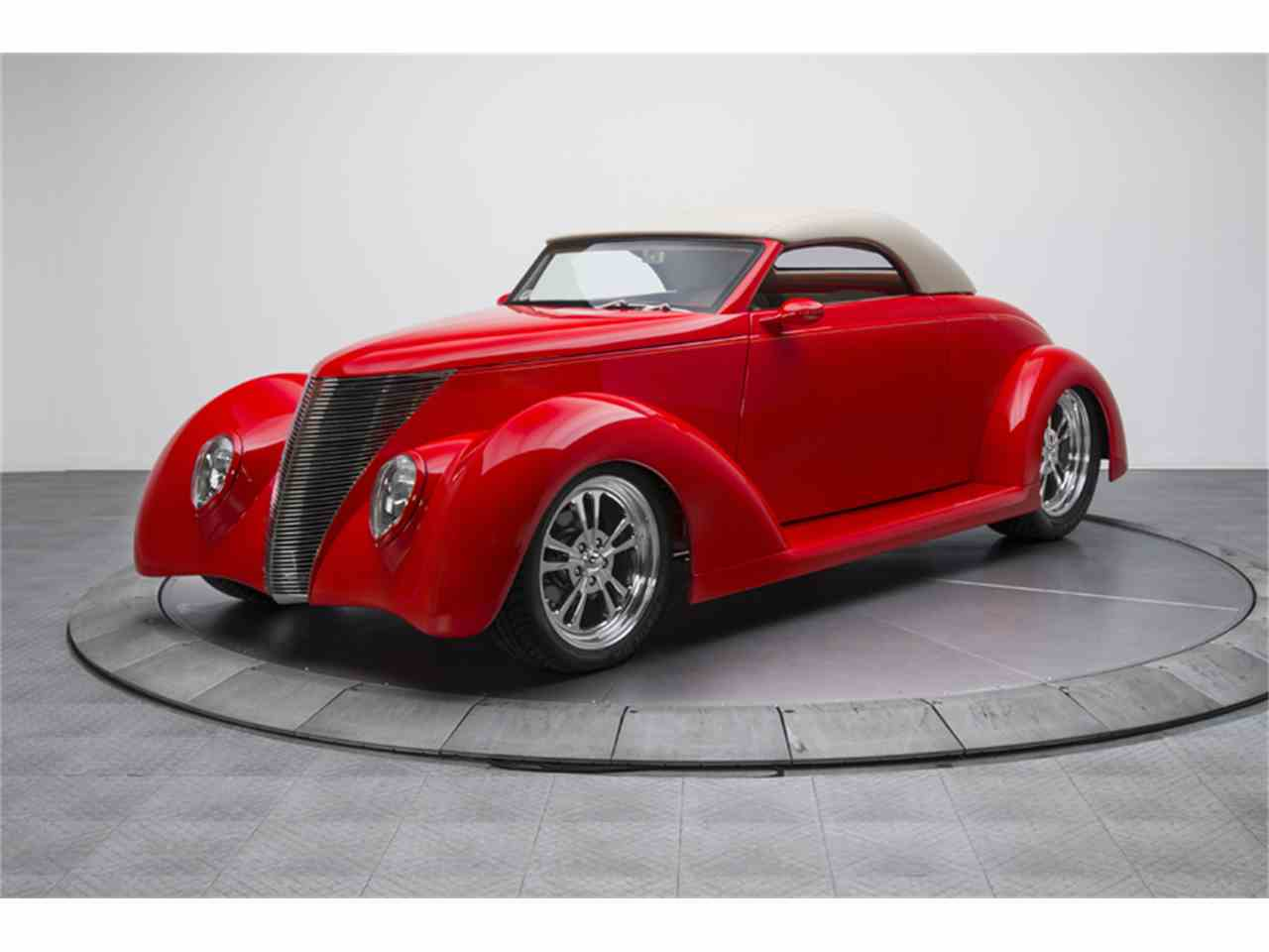 Large Picture of '37 Ford Roadster located in Charlotte North Carolina - $69,900.00 Offered by RK Motors Charlotte - JRMV