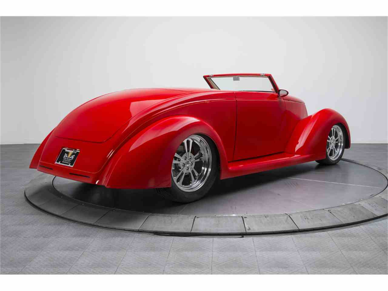 Large Picture of 1937 Ford Roadster located in Charlotte North Carolina Offered by RK Motors Charlotte - JRMV