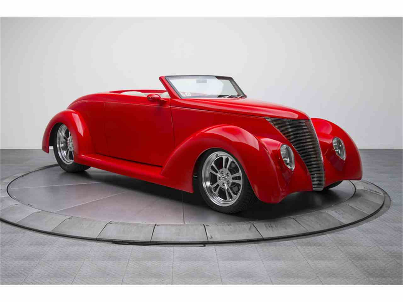 Large Picture of Classic 1937 Roadster - $69,900.00 Offered by RK Motors Charlotte - JRMV