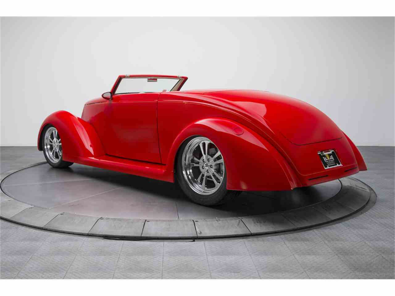 Large Picture of Classic '37 Ford Roadster Offered by RK Motors Charlotte - JRMV