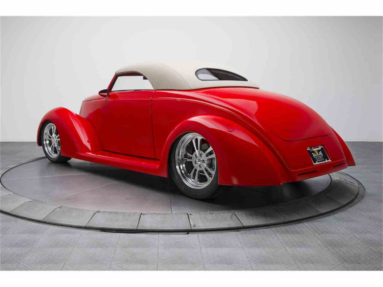 Large Picture of '37 Ford Roadster located in Charlotte North Carolina - JRMV