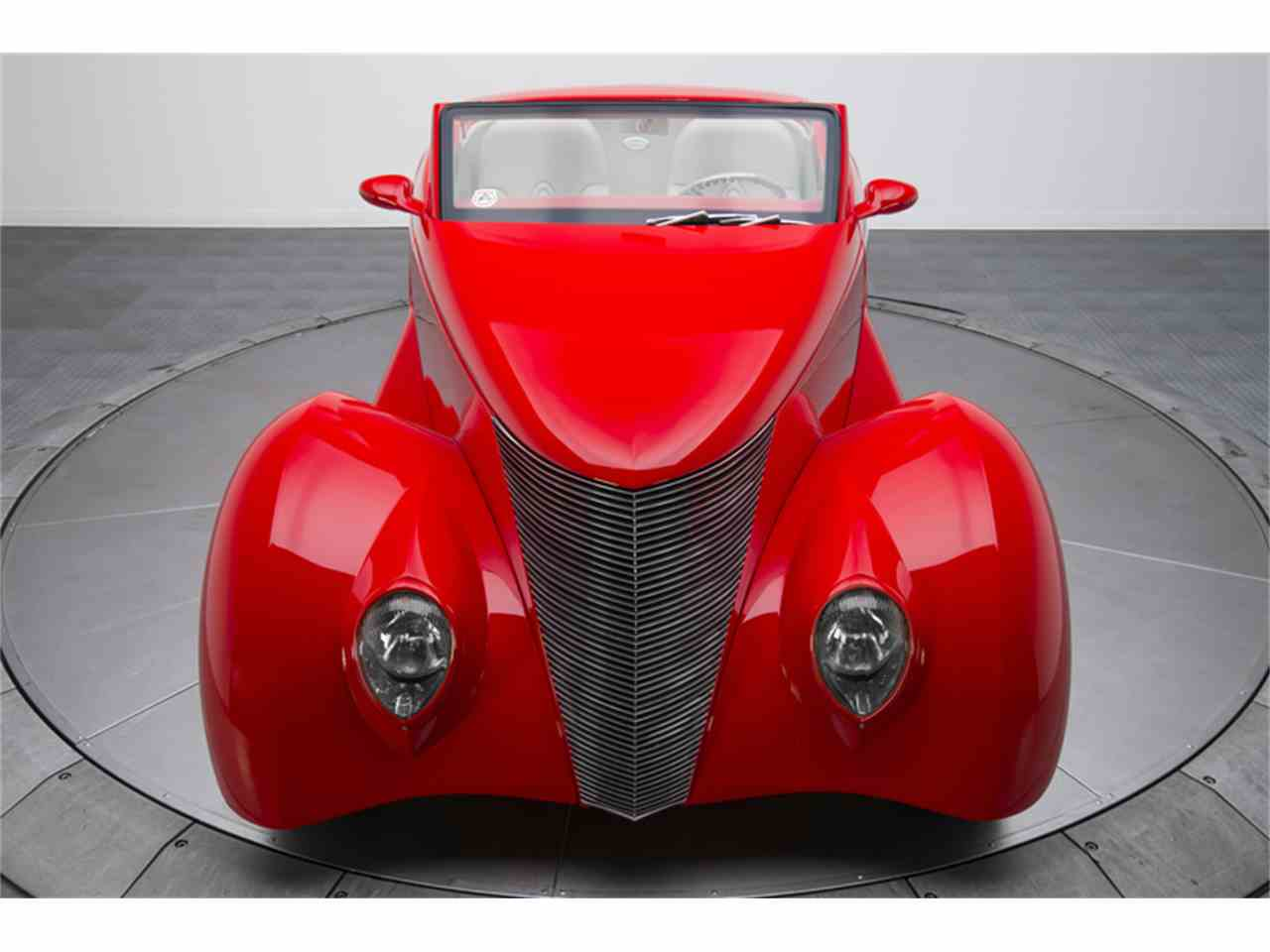 Large Picture of 1937 Ford Roadster - JRMV