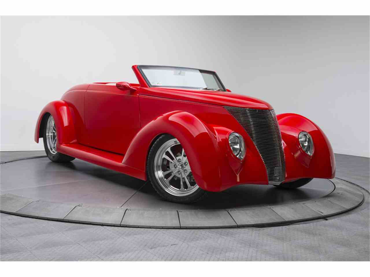 Large Picture of 1937 Ford Roadster located in Charlotte North Carolina - JRMV