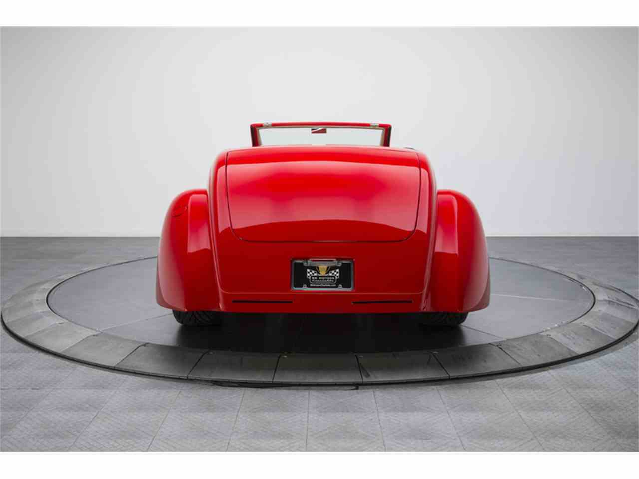 Large Picture of Classic '37 Ford Roadster located in North Carolina - $69,900.00 Offered by RK Motors Charlotte - JRMV