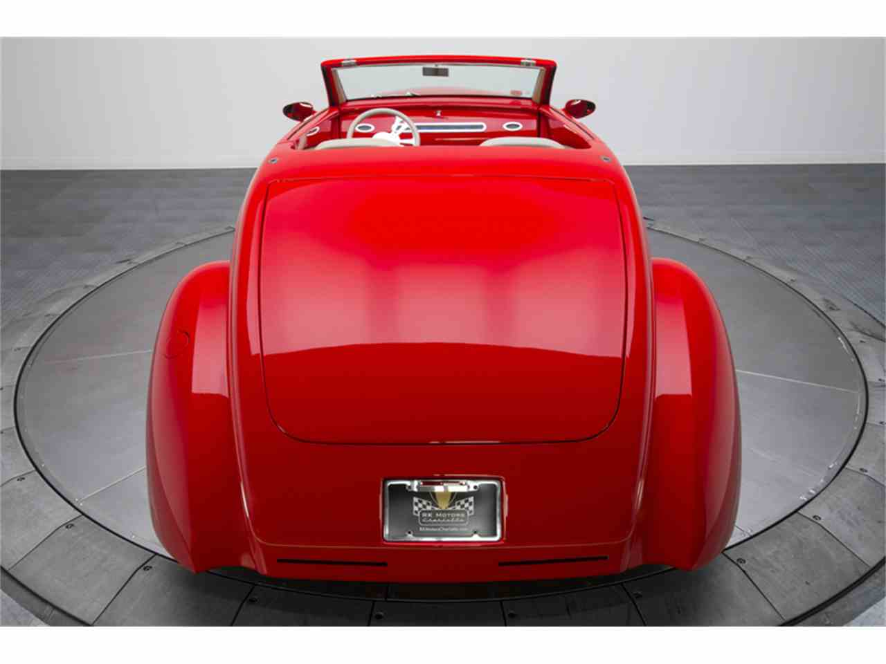 Large Picture of 1937 Ford Roadster located in Charlotte North Carolina - $69,900.00 - JRMV