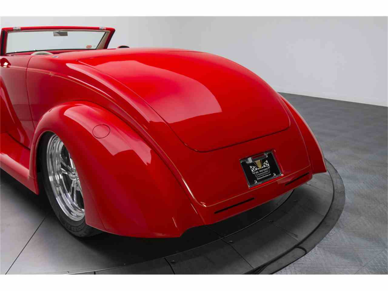 Large Picture of Classic 1937 Roadster located in Charlotte North Carolina Offered by RK Motors Charlotte - JRMV