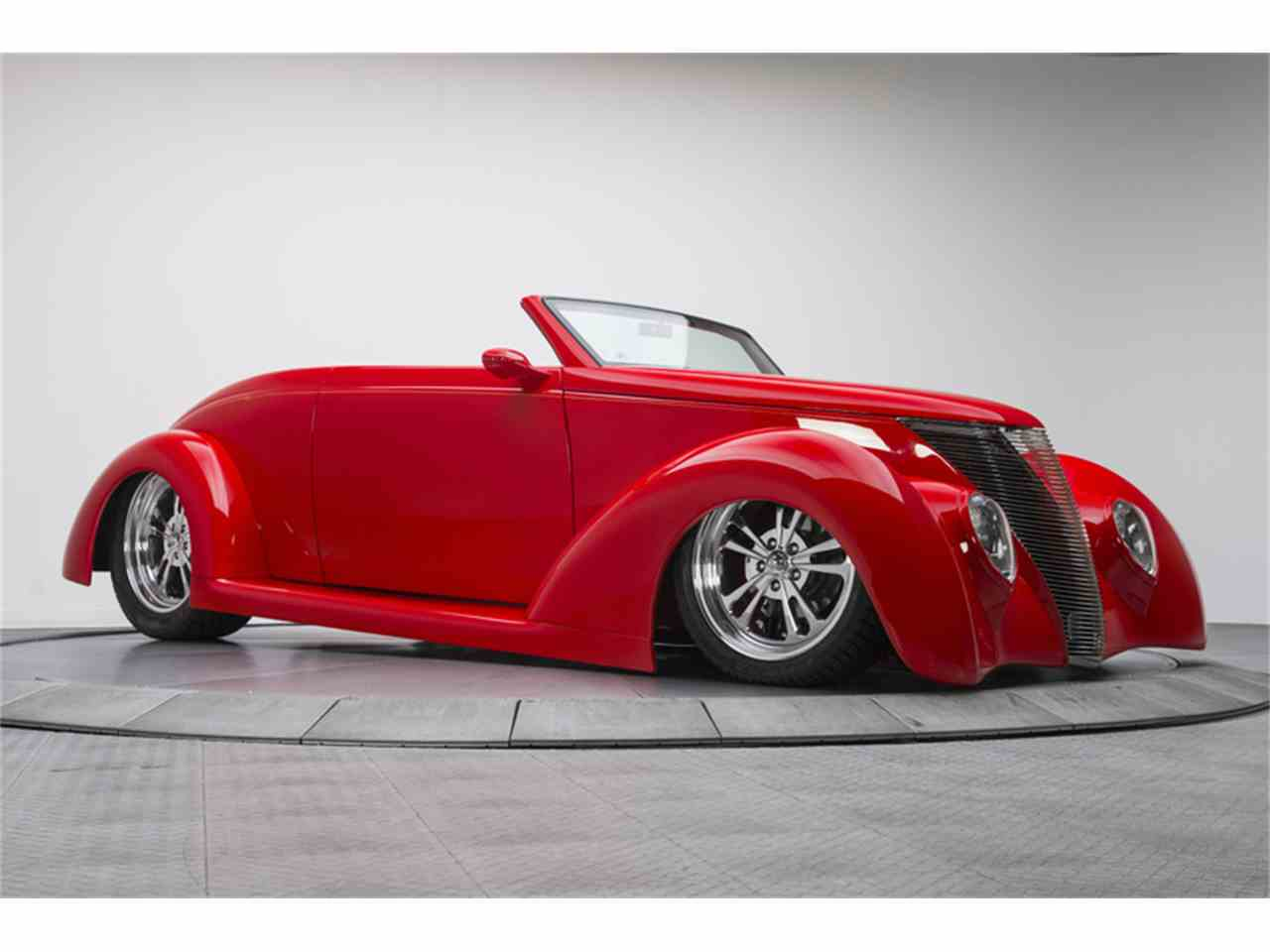 Large Picture of Classic '37 Roadster - $69,900.00 - JRMV