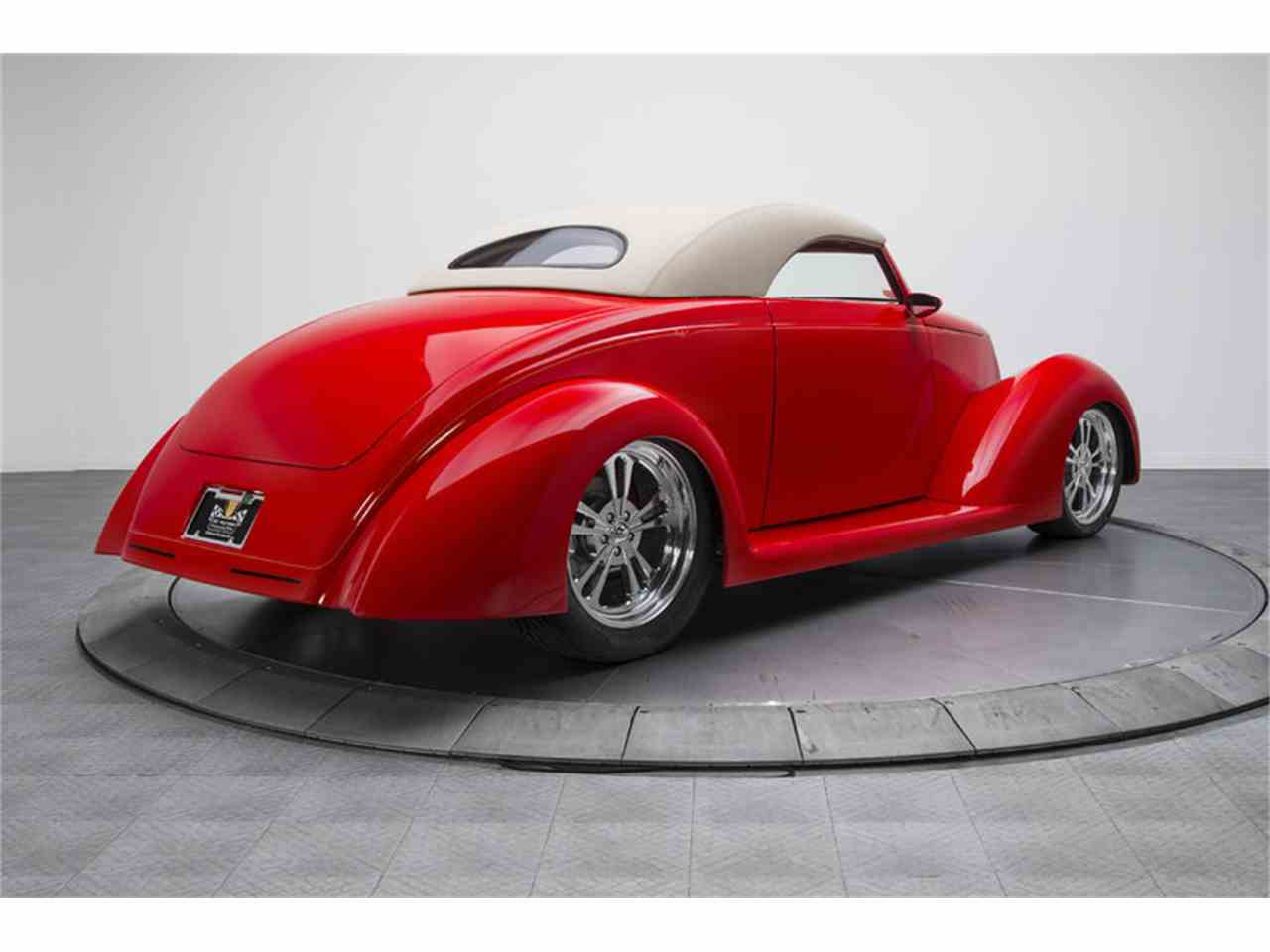 Large Picture of Classic 1937 Ford Roadster - JRMV